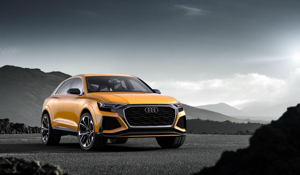 Audi soovib registreerida kaubamärki RS Q8