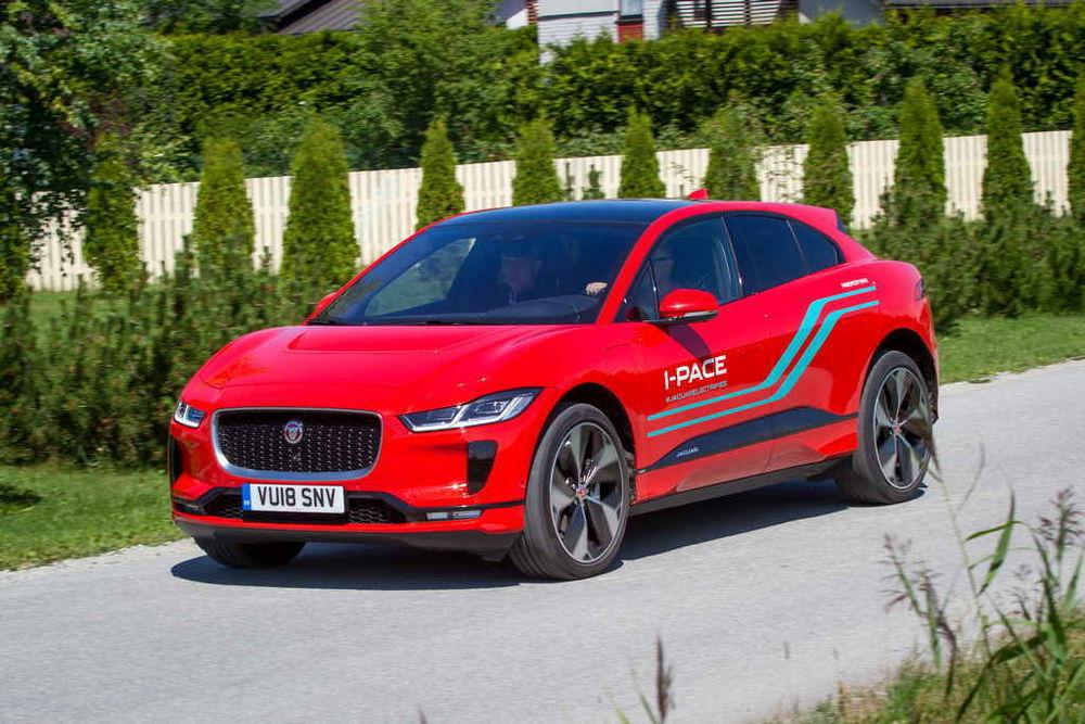 Proovisõit: Jaguari luksuslik I-Pace