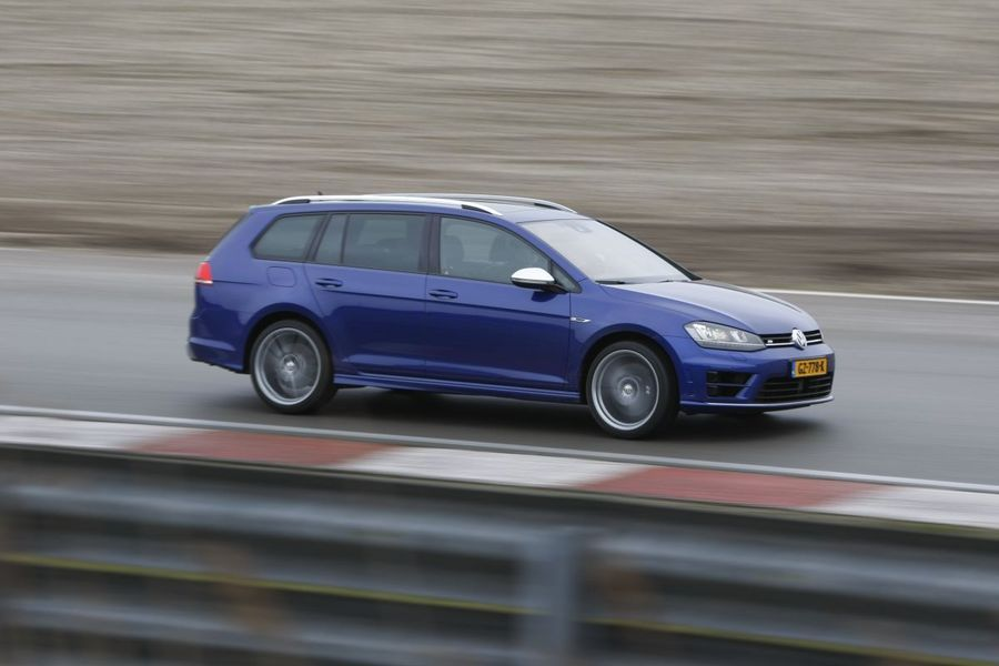 9e3662aa140 Volkswagen Golf R Variant (2016) - Proovisõidud - Uudised - auto24.ee