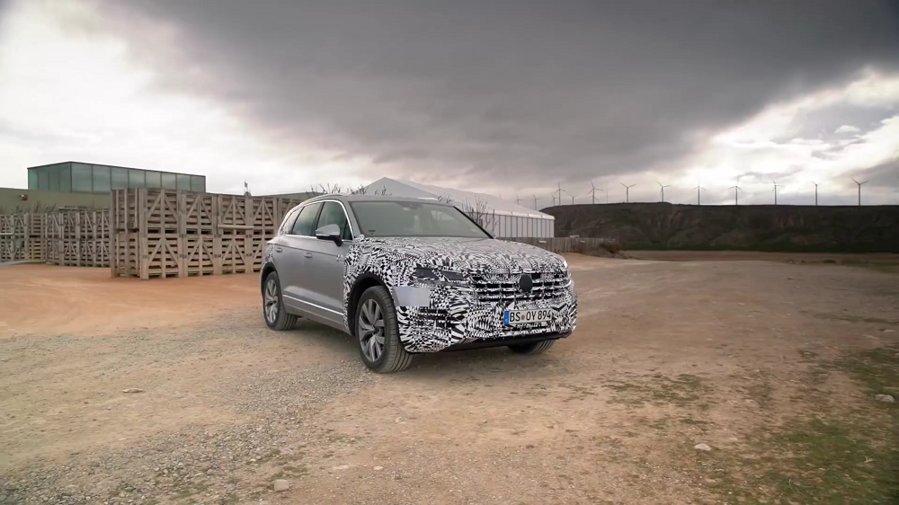 VIDEO: Kui hea auto on uus VW Touareg?