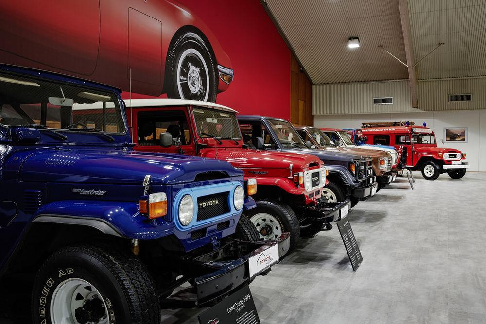 Toyota avab Kölnis paikneva autokollektsiooni esmakordselt publikule