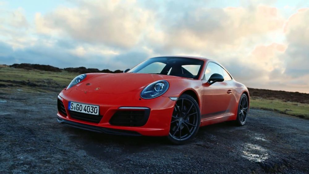 VIDEO: Porsche 911 T - all about the drive