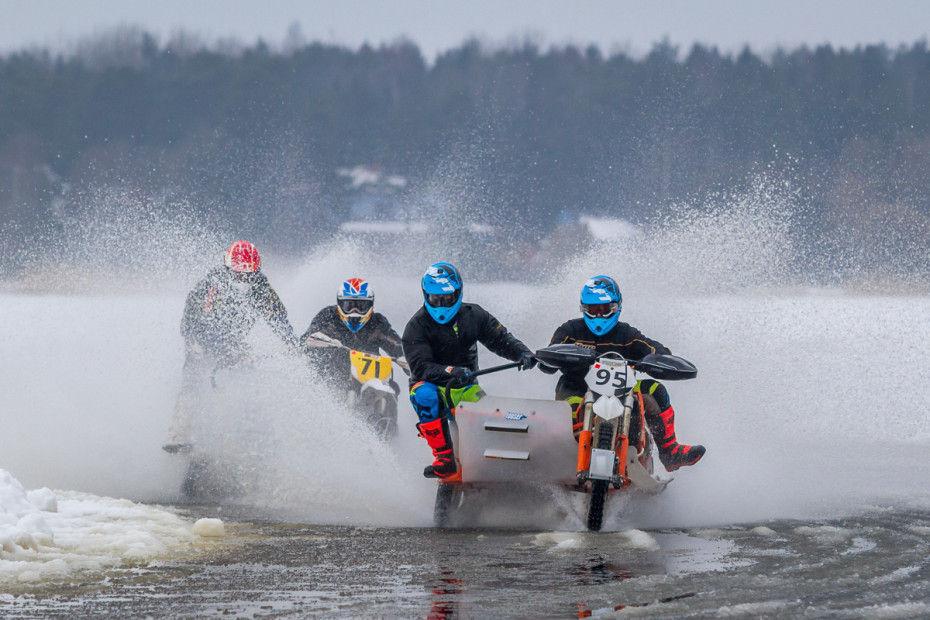 Video ja fotod: Harku järvel kihutati võidu