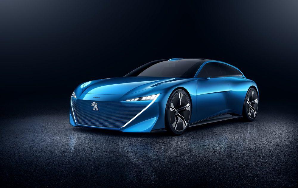 Peugeot toob Genfi uue 508