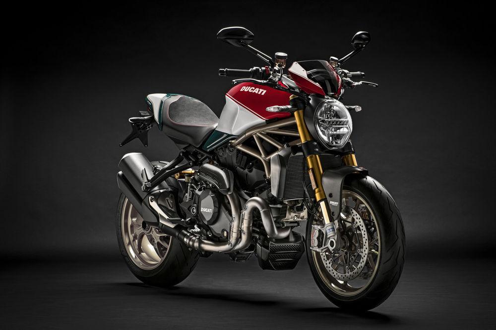 Ducati Monster tähistab juubelit erimudeliga
