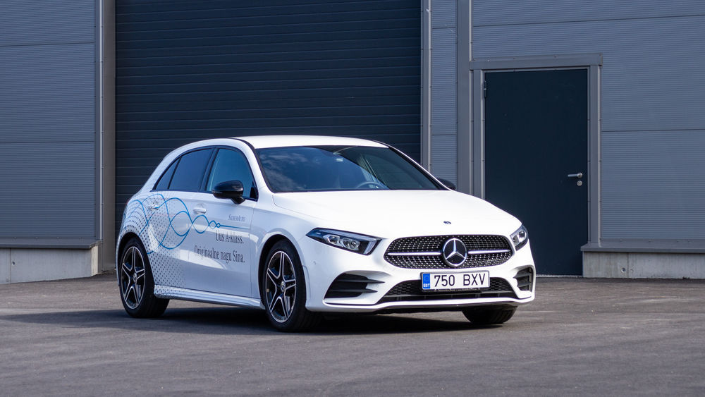 Motors24 proovisõit - Mercedes-Benz A-klass