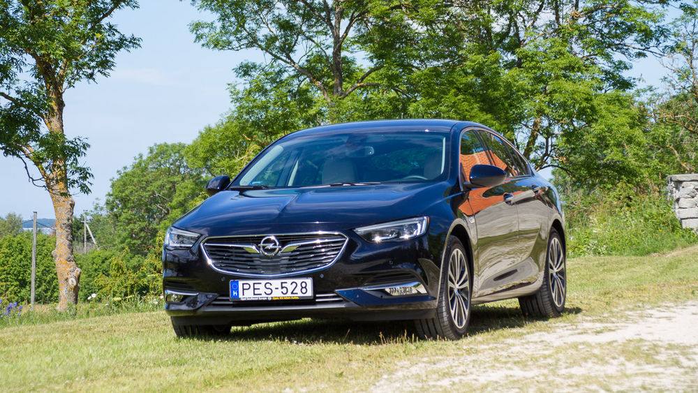 Video: Opel Insignia Grand Sport