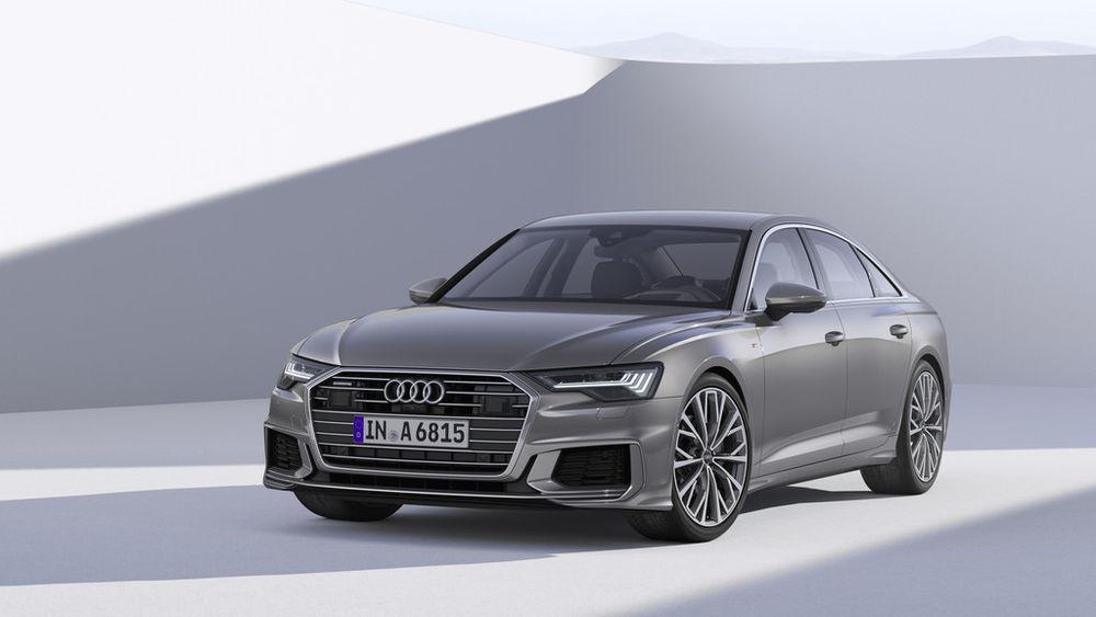 Uus Audi A6 on A8 väiksem vend