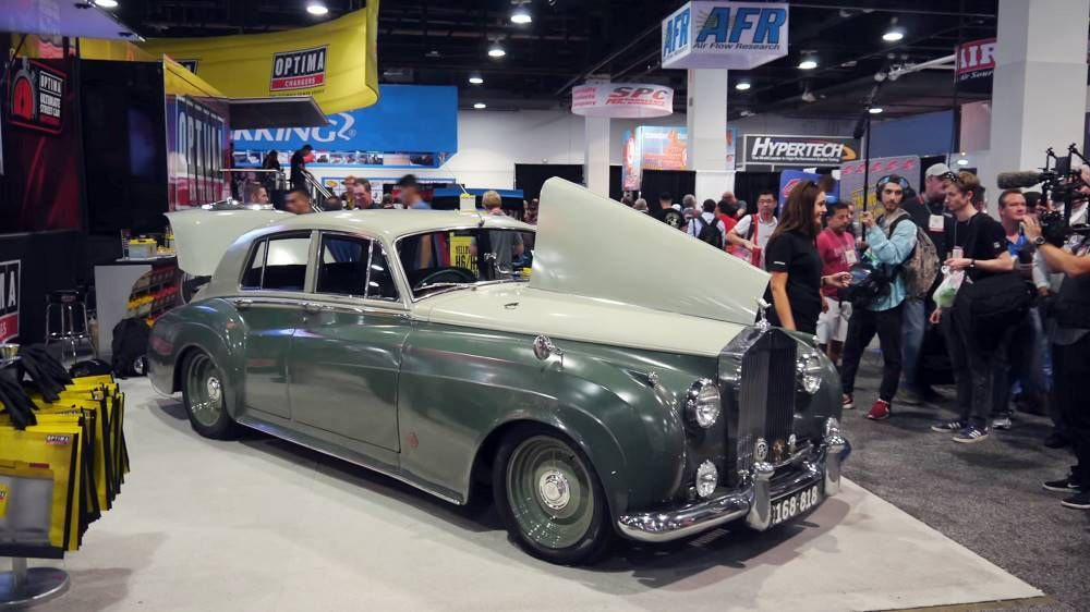 VIDEO: 1958 Rolls Royce Silver Cloud ICON Derelict
