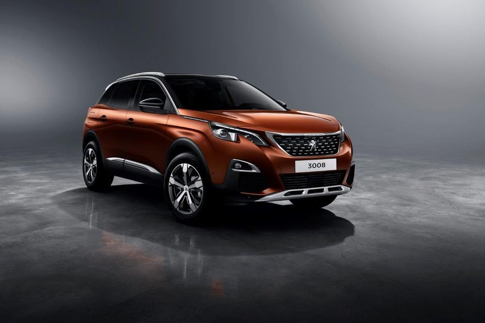 Peugeot 3008 valiti Euroopa aasta autoks