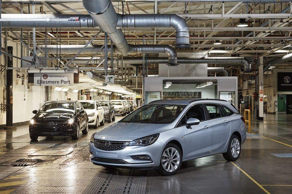 PSA alustas Vauxhalli töötajaskonna kärpimist