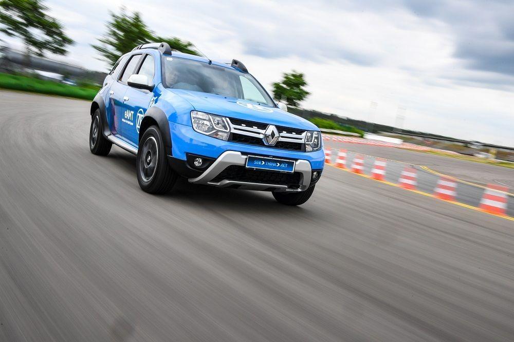 ZF muutis Renault Dusteri hübriidiks