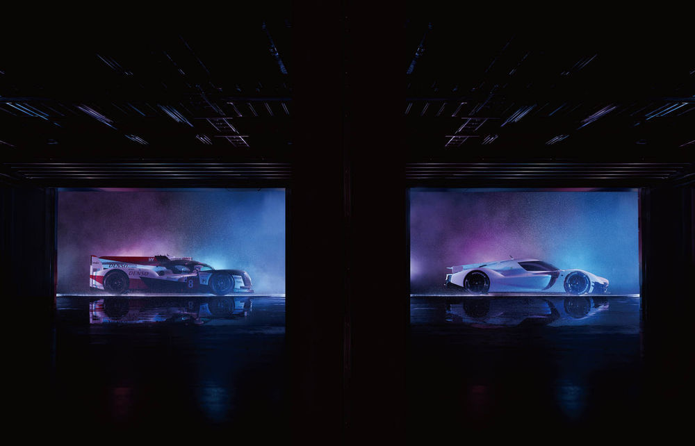 Toyota GR Super Sport Concept pääseb seeriatootmisse