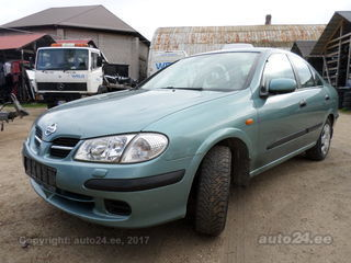 d9ecc4e5b0a Nissan Almera 1.5 66 kw - Vehicle spare parts - auto24.ee