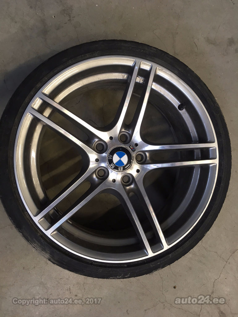 Bmw M Performance Style 313 Bmw Photo 1 Wheels Tyres Auto24lv