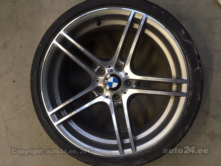 Bmw M Performance Style 313 Bmw Photo 5 Wheels Tyres Auto24lv