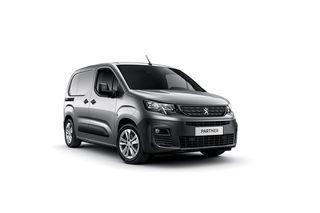 Peugeot Partner L1 2.4t Active BlueHDi 100 1.6 BlueHDi 73kW